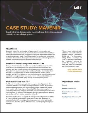 Mavenir Case Study Image
