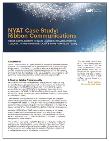 Ribbon Case Study Cover