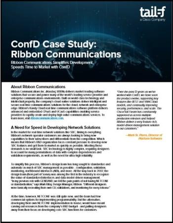 Ribbon Case Study Image