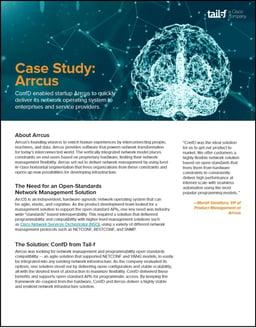 Case Study - Arrcus