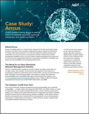 Case Study - Arrcus Image