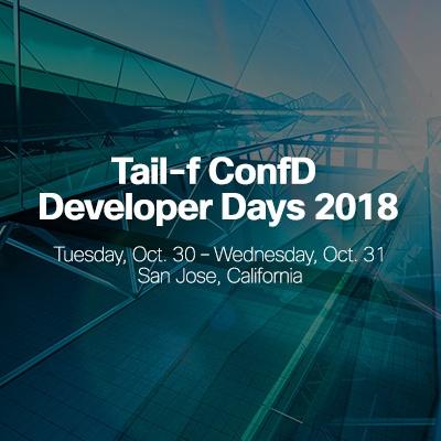 Tail-f DevDays 2018