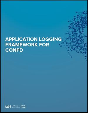 App Note_App Logging Framework For ConfD