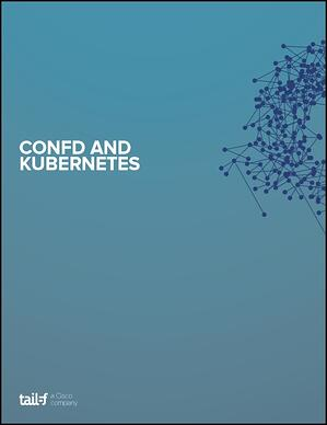 AppNote ConfD and Kubernetes Image