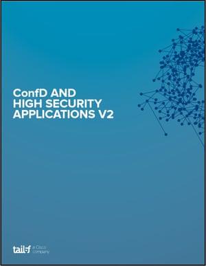 ConfD High Security App Image v2