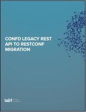 ConfD Legacy Rest API to RESTCONF Migration Image