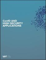 ConfD and High Security Applications_Image