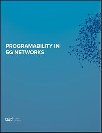 Programmability in 5G Networks Image