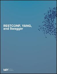 RESTCONF YANG and Swagger appnote image
