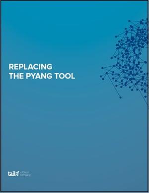 Replacing pyang image
