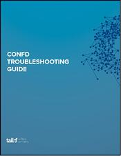 Troubleshooting Guide for ConfD - image v2